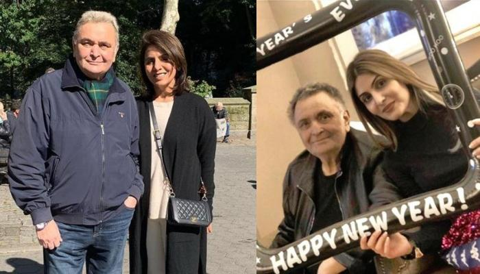 Neetu Kapoor And Riddhima Kapoor's Emotional Posts For Late Rishi Kapoor Will Leave You Heartbroken