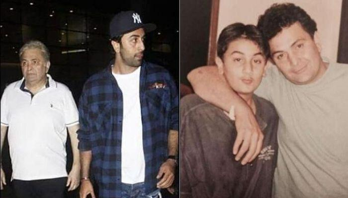 When Ranbir Kapoor Had Expressed His Wish To Be Friendlier And Spend Time With Father, Rishi Kapoor