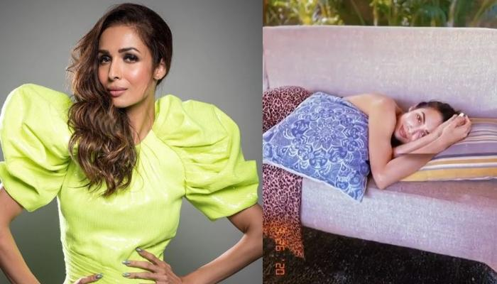 Malaika Arora Sums-Up Her Quarantine In Five Pictures, From Cooking To Spending Time With Her Family