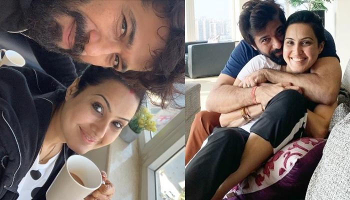 Kamya Panjabi's Husband, Shalabh Dang Pampers Her With 'Tel Maalish', Proves He Is The Best Husband
