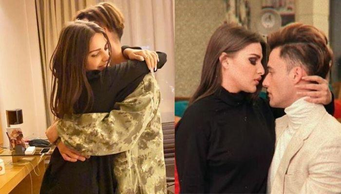 Asim Riaz Shares Girlfriend, Himanshi Khurana's Dancing Video On Genda Phool, Says 'Nailed It Babe'