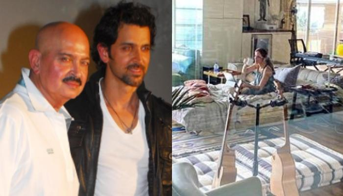 Rakesh Roshan Reacts To Sussanne Khan's Decision Of Moving In With Hrithik Roshan To Co-Parent Kids
