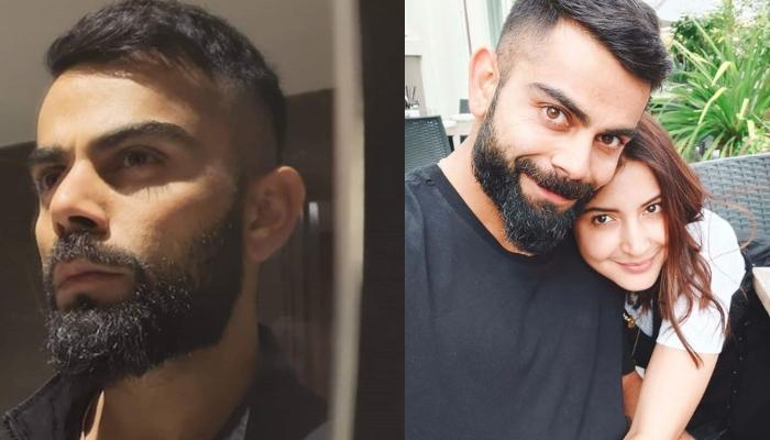 Virat Kohli Shares A Mushy Picture With Wife, Anushka Sharma, Lovebirds Grin During The Lock Down