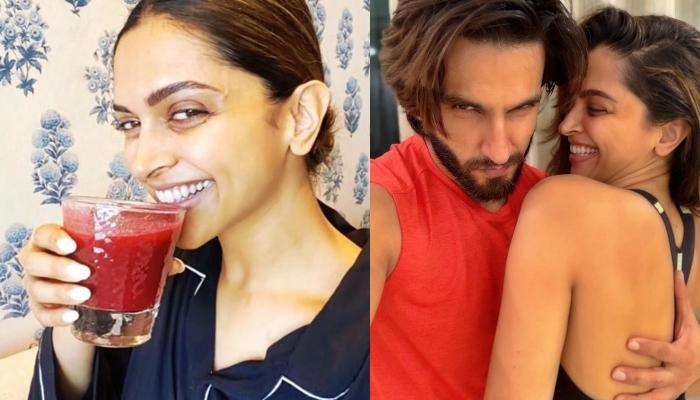 Deepika Padukone Finally Labels The Love Of Her Life, Ranveer Singh As Her 'Husband'