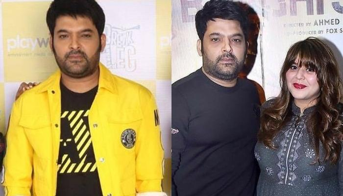 Kapil Sharma Revealed That His Wife, Ginni Chatrath Baked A Cake For His Birthday At Home
