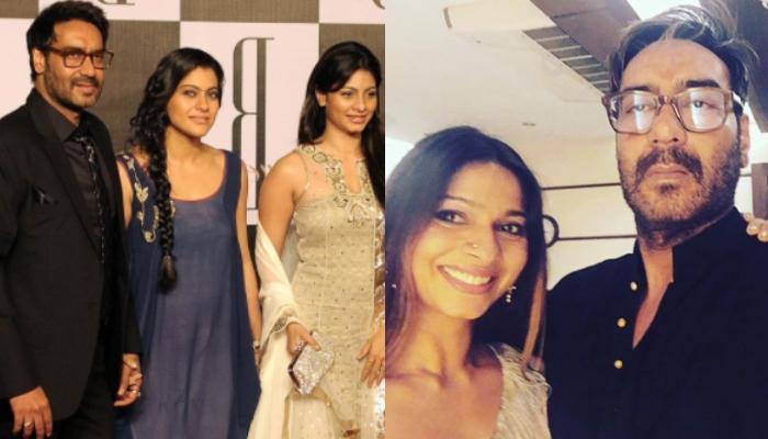 Kajol's Sister, Tanisha Mukerji Wishes Her 'Superhero' Brother-In-Law, Ajay Devgn On 51st Birthday