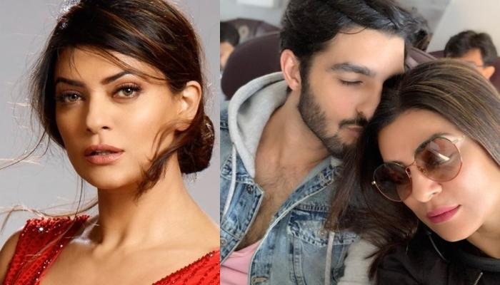 Sushmita Sen's Couple Workout Pictures With Boyfriend, Rohman Shawl Are Giving Us Goosebumps!