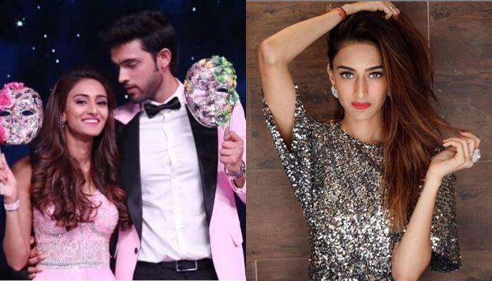Erica Fernandes Gives Funny Name To Kasautii Zindagii Kay Co-star And Ex-Boyfriend, Parth Samthaan