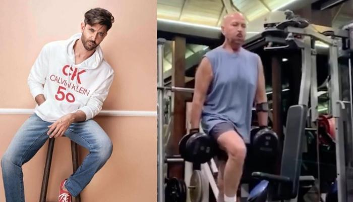 Hrithik Roshan Shares A Workout Video Of Father Rakesh Roshan, Salutes His Resolve And Determination
