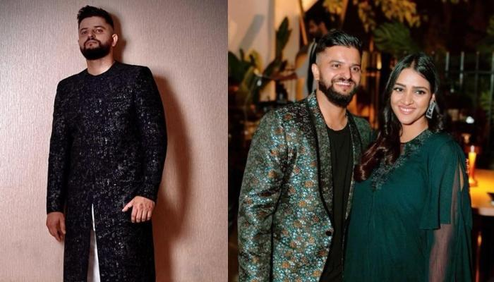 Suresh Raina Pens Down A Lovely Note For His Darling Wife, Priyanka On Their 5th Wedding Anniversary