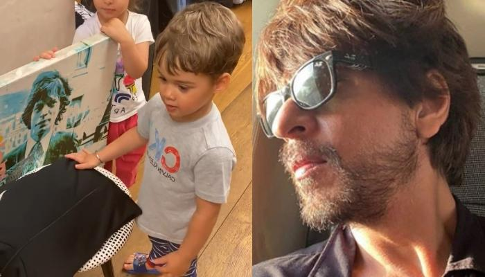 Karan Johar's Twins, Yash And Roohi Think That Shahrukh Khan Lives In Their Daddy's Closet