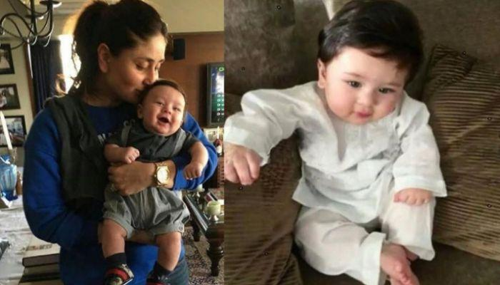 Kareena Kapoor Khan Flaunts A Priceless Necklace Made By Her Munchkin, Taimur Ali Khan
