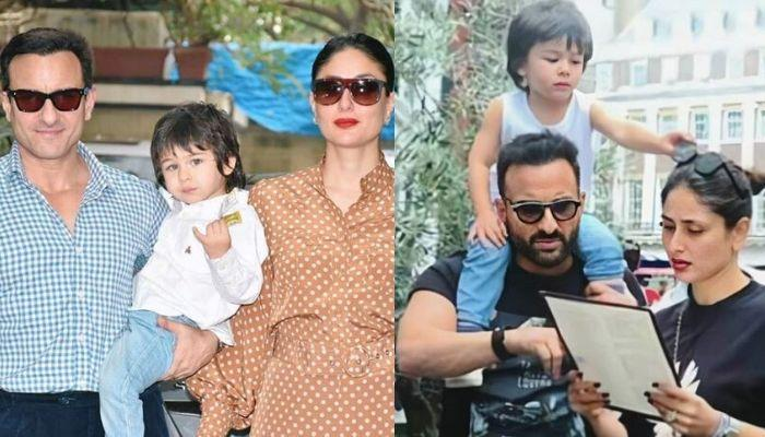Saif Ali Khan's Daily Workout Includes Coaxing Wife, Kareena Kapoor Khan, And Chasing Son, Taimur