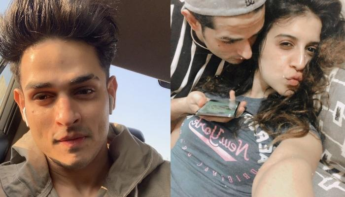 Priyank Sharma Of 'Bigg Boss 11' Fame Finally Confirms His Relationship With Benafsha Soonawalla