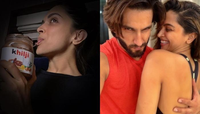 Deepika Padukone Wears Chefs Hat As She Makes Yummy Breakfast For Hubby, Ranveer Singh