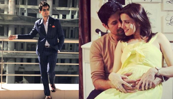 Sumeet Vyas Shares An Adorable Baby Bump Picture Of Darling Wife, Ekta Kaul, Calls Her Sunshine