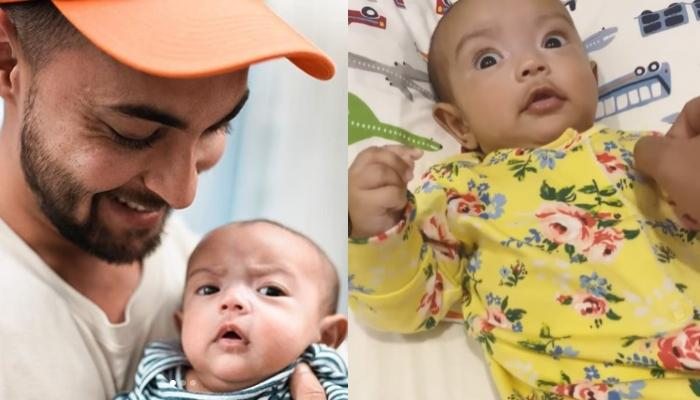 Aayush Sharma Shares An Adorable Video Of Daughter, Ayat Sharma's 'Grumpy Smile' Amid Quarantine