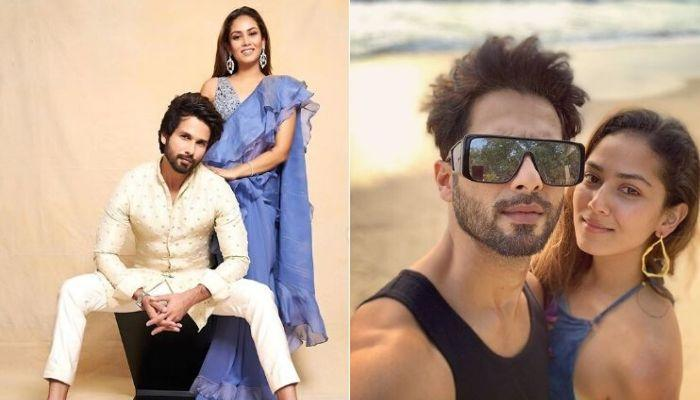 Mira Kapoor Trolls Husband, Shahid Kapoor Over A Silly Question And We Cannot Stop Laughing