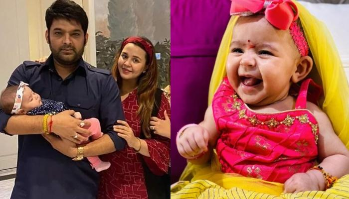 Kapil Sharma Reveals How Daughter, Anayra Sharma Has Started Recognising Him And Even Smiles At Him