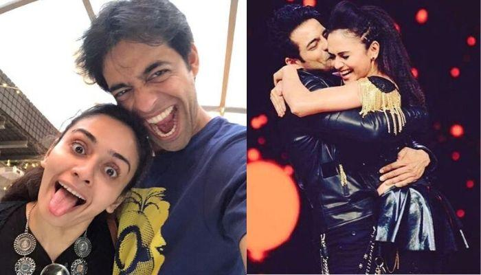 Amruta Khanvilkar Reveals Why She Had Blocked Husband, Himanshu Malhotra's Number