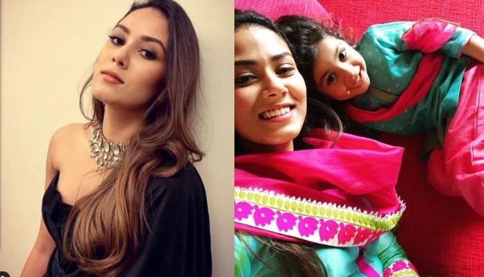 Misha Kapoor Catches Her Mommy, Mira Rajput Kapoor Cheating In 'Math And Snack' Game, Shares Proof