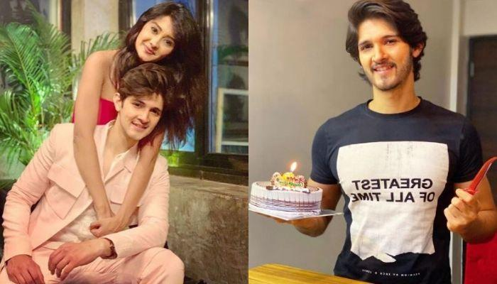Kanchi Singh Wishes Boyfriend, Rohan Mehra On His Birthday, Pouring Her Heart Out
