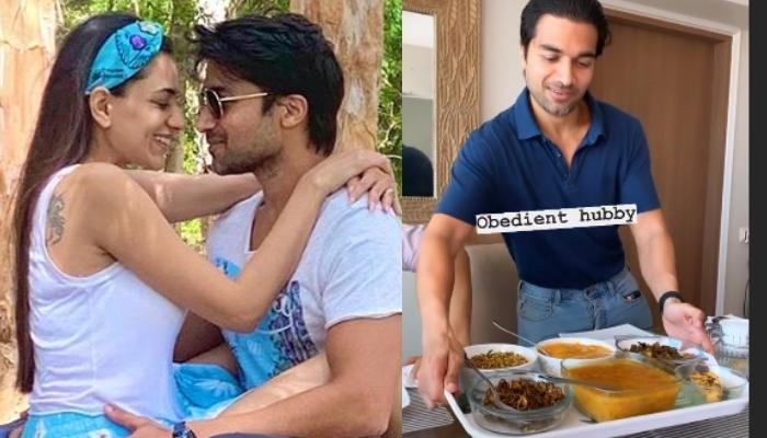 Smriti Khanna's Husband, Gautam Gupta Cooks Her Favourite Food, The Actress Calls Him 'Good Boy'