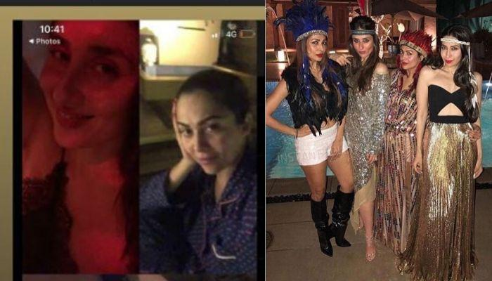 BFFs, Kareena Kapoor Khan, Malaika Arora And Others Are Missing Someone Over Video Call