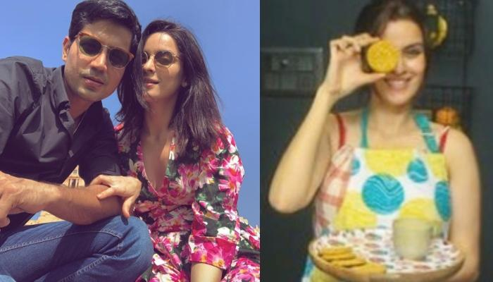 Sumeet Vyas Thanks Wife, Ekta Kaul For Being A Pillar Between Him And Calories, Gives A Sweet Proof