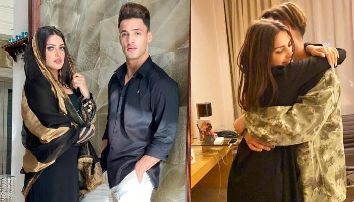 Asim Riaz Popped The Question To Girlfriend, Himanshi Khurana With A Stunning Diamond Ring Already?