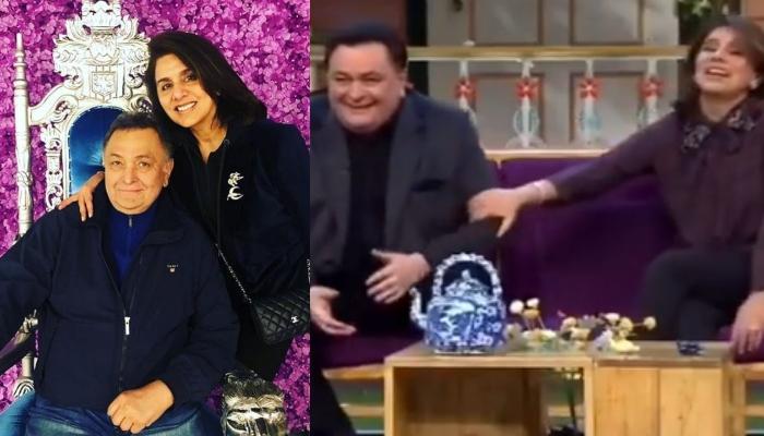 Throwback Video Of Rishi Kapoor And Neetu Kapoor's Cute Banter Will Bring Back All The Good Memories