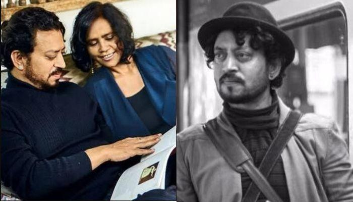 Irrfan Khan's Wife, Sutapa Sikdar Releases An Official Statement, Says, 'He Has Spoiled Me For Life'