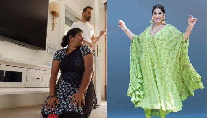 Archana Puran Singh And Husband, Parmeet Sethi's Fun Banter With Their House-Help Will Make You ROFL