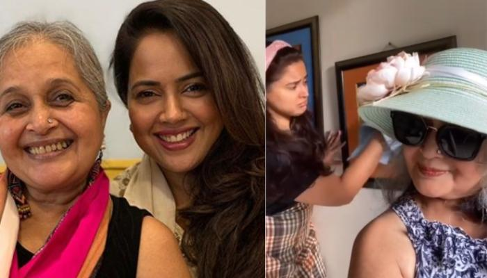 Sameera Reddy's 'Sassy Saasu' And 'Messy Mamma' Lockdown Series Is Every 'Saas Bahu' Ever