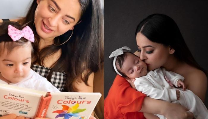 Mahhi Vij Shares A Cute Picture Of Her Little Doll, Tara, Recalls How She Added Colours To Her Life