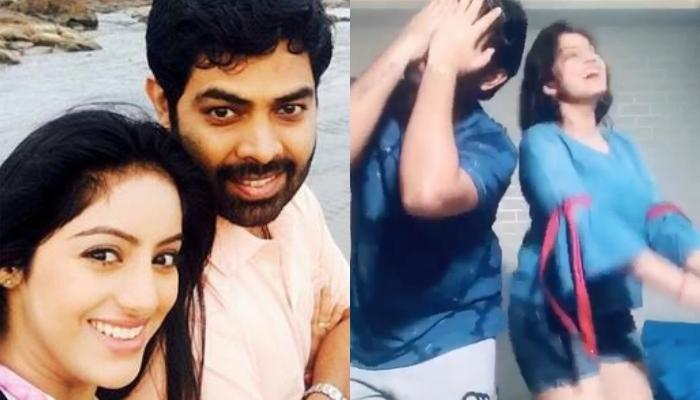 Deepika Singh Wishes Hubby Rohit Raj On 6th Anniversary With A Wedding Picture And Celebration Video