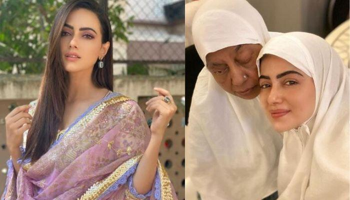 Sana Khan's Mother's Happiness On 'Roza' Over Little Things Teaches Us To Enjoy Every Moment Of Life