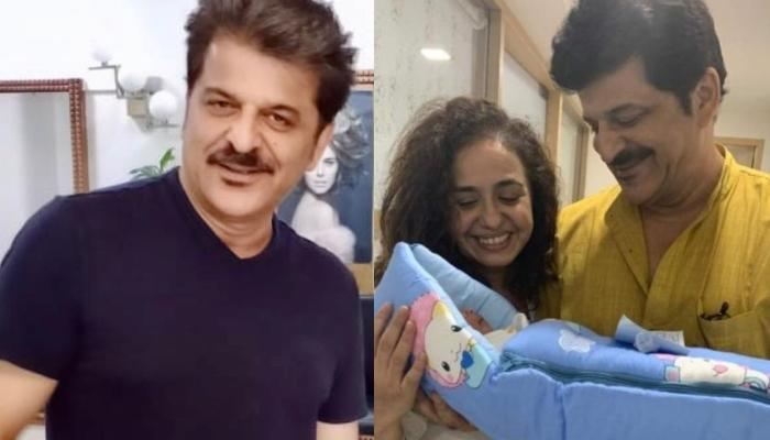 Rajesh Khattar Shares The First Picture Of His Son, Vanraj On 12th Wedding Anniversary