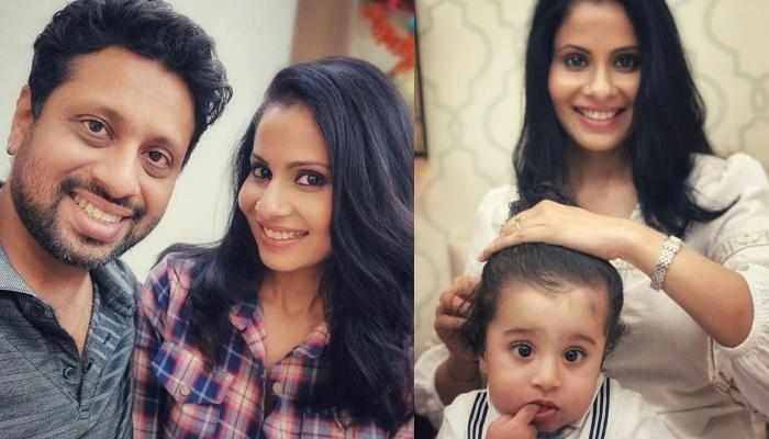 Chhavi Mittal's Husband, Mohit Hussein Cooks Food While Their Son, Arham Hussein Helps His Daddy