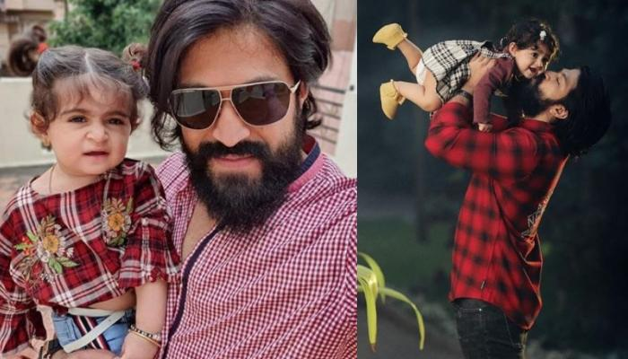 'KGF' Star, Yash Pandit Reveals Daughter, Arya's Daily Routine And How She Has Become His 'Mother'
