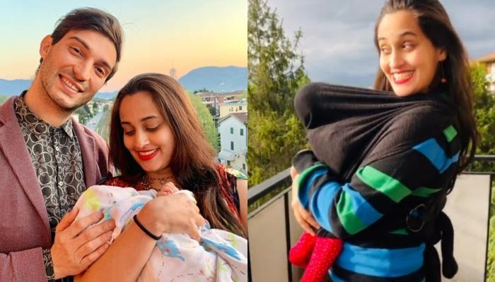 Shweta Pandit Shares A Video With Her Little Doll, Izana, The Glow On Her Face Is Unmissable