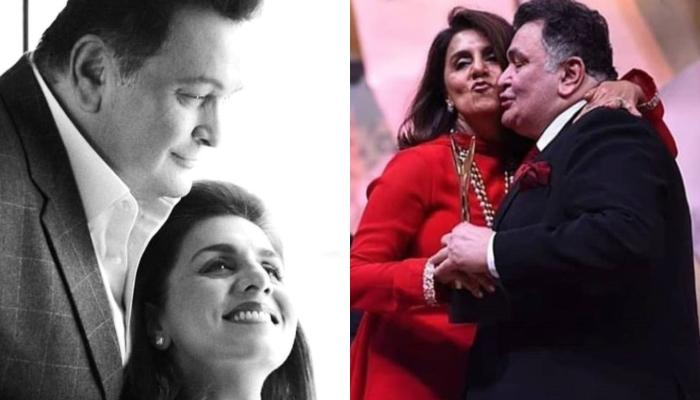 Neetu Kapoor Expresses Immense Gratitude For Doctors For Treating Husband Rishi Kapoor As Their Own