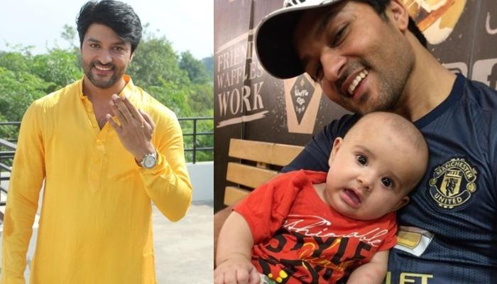 Anas Rashid Singing 'We Shall Overcome' To Daughter Aayat Amid COVID-19 Pandemic Is All About 'Hope'