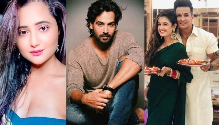 Yuvika And Prince Confirm Breaking All The Ties With Rashami Desai's Ex Beau, Arhaan Khan, Know Why