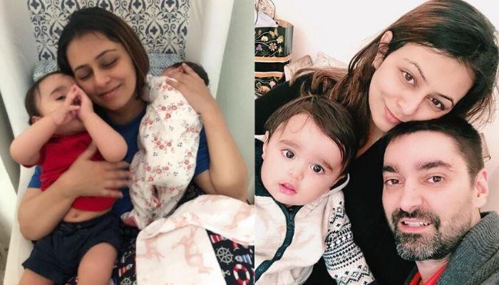 Deeya Chopra Mehta Celebrates One Month Birthday Of Her Daughter, Sofia, Calls Her 'My Best Friend'
