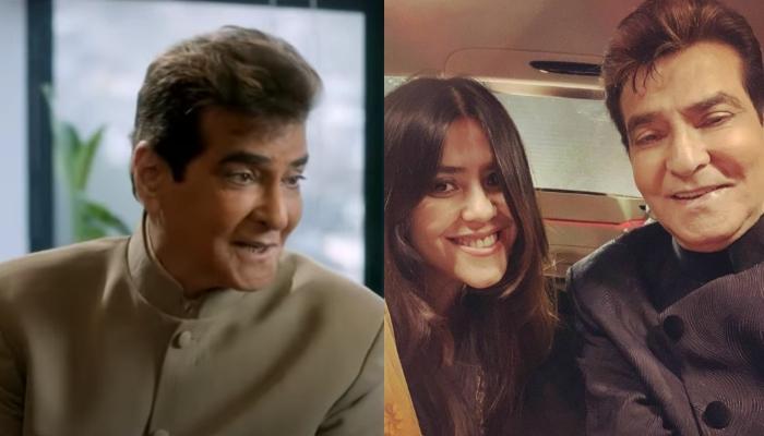 Jeetendra Expresses His Feelings On Making Digital Debut With Daughter, Ekta Kapoor's Show 'Baarish'