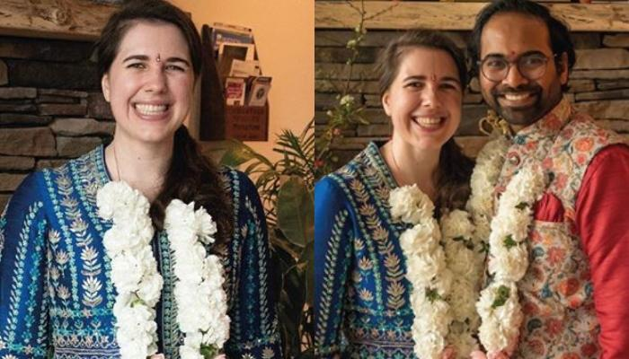 This Bride Met Her Groom On One App And Tied The Knot With Him Virtually Due To The Lockdown