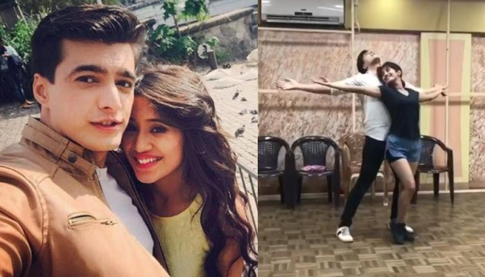 'Yeh Rishta Kya Kehlata Hai' Star, Mohsin Khan Posts Dance Video With Ex-Girlfriend, Shivangi Joshi