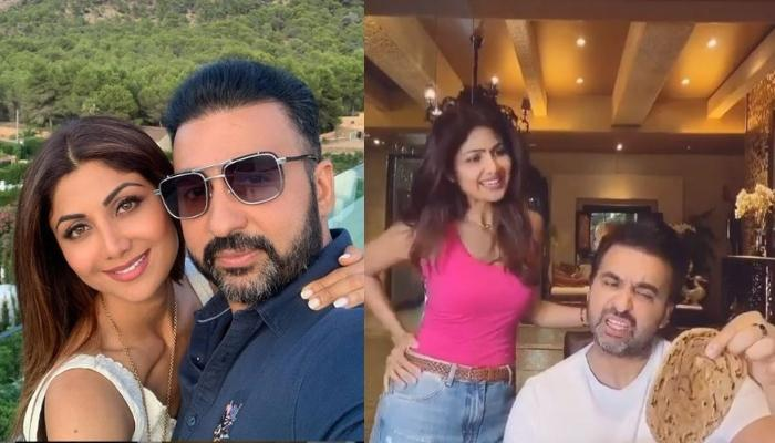 Shilpa Shetty's Hilarious Reply To Hubby, Raj Kundra's Complaint Of Having No Aalu In Her Parantha