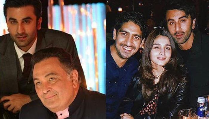 When Rishi Kapoor Revealed Whom He Wants His Son, Ranbir Kapoor To Marry, It's Not His GF Alia Bhatt
